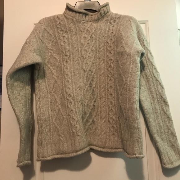Aran Crafts Sweaters Ireland 100 Wool Sweater Poshmark